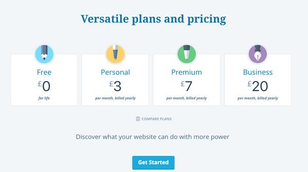 wordpress-versatile-pricing