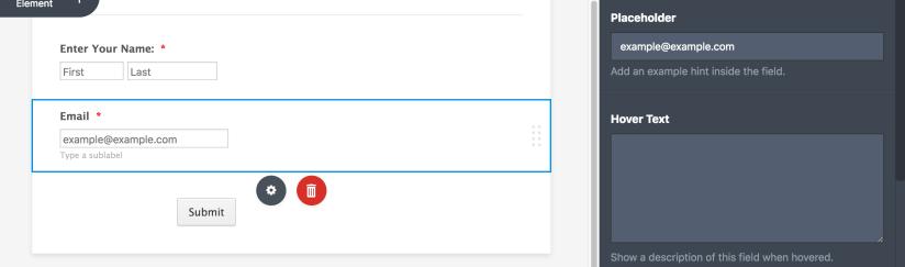 JotForm-email-properties